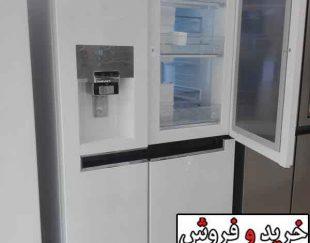 یخچال ساید دوو کره ای مدل 0034