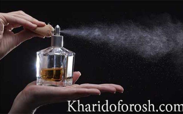 چگونه و در کجای بدن از عطر استفاده کنیم؟