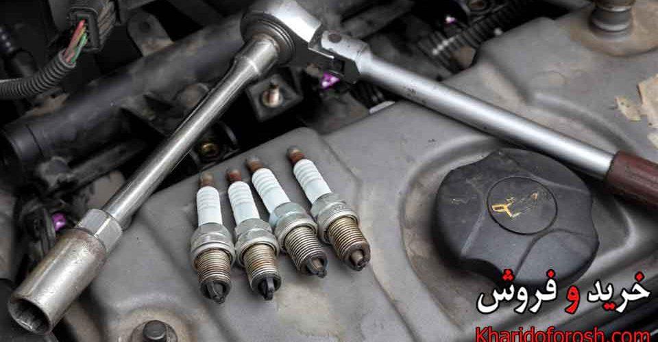 4 نکته در مورد نشانه اصلی شمع معیوب یا خراب ماشین