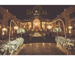 عمارت مجلل دانیال
