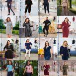 خرید لباس زنانه سایز بزرگ کالکشن سال 2020